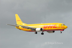 Exotic DHL (TolgaEastCoast) Tags: dhl boeing 737 aero expreso cargo freight small freighter plane airplanes planespotting flap 2020 florida miami international airport
