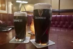 Small and big Guinness (Michiel2005) Tags: guinness beer bier pub café holland netherlands nederland