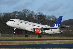 Photo of OY-KAW Airbus A320-232 EGPH 12-01-20