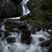 The Small Falls of Svaneti