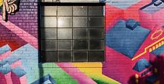 Window Accoutrements (brev99) Tags: d610 graffiti mural streetart sigma1424f28 photoshopelements2020 sigmaart tulsa bradyartsdistrict cameracorrectionfilter nikviveza unsharpmask cityscape