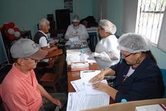 20.01.2020. Ação de Saúde da Prefeitura possibilita o diagnóstico precoce da Hanseníase.