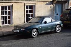 1996 Mazda MX-5 (hugh llewelyn) Tags: 1996mazdamx5