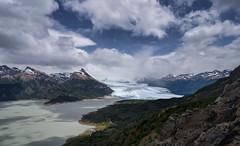 Perito Moreno Glacier, Patagonia (StarCitizen) Tags: argentina patagonia peritomorenoglacier glacier blue water ice snow mountains clouds sun lake bestcapturesaoi elitegalleryaoi aoi