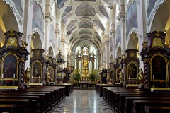 IMGP7034 (hlavaty85) Tags: kostel church praha prague bazilika nanebevzetí panna marie mary strahov
