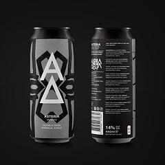 Alpha Delta (UK) - Asteria // Imp. Stout // 14% (International Beer News) Tags: beer beers craft craftbeer beerme beerporn beernews beerelease