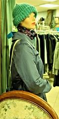 Model (Steenvoorde Leen - 16.9 ml views) Tags: 2020 driebergen utrechtseheuvelrug etalagepop schaufenster dummy manikin maniqui mannequin vetrina vitrina model showmodel manigui manekiini skyltdocka indossatrice
