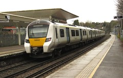 700022 Greenhithe (localet63) Tags: class700 thameslink 9p21 700022 greenhithe kent