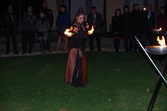 2018-11-07_22-18-31_Pentax_JH (Juhele_CZ) Tags: mikulov moravia czechrepublic fire flames fireswallower fireeater performance night art burn motion