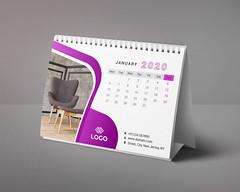desk-calendar-2020-design-01 (Imdadworks) Tags: painting design picture