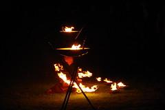 2018-11-07_22-26-30_Pentax_JH (Juhele_CZ) Tags: mikulov moravia czechrepublic fire flames fireswallower fireeater performance night art burn motion