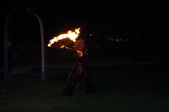 2018-11-07_22-24-16_Pentax_JH (Juhele_CZ) Tags: mikulov moravia czechrepublic fire flames fireswallower fireeater performance night art burn motion