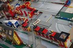factory_viii (Zeï'Cygaïn) Tags: lego classic town factory yellowed wedgehouse lindburg assembling boilerhouse