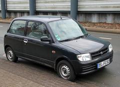 Cuore (Schwanzus_Longus) Tags: delmenhorst german germany asia asian japan japanese modern car vehicle compact micro kei keicar daihatsu cuore