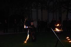 2018-11-07_22-21-28_Pentax_JH (Juhele_CZ) Tags: mikulov moravia czechrepublic fire flames fireswallower fireeater performance night art burn motion