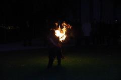 2018-11-07_22-20-57_Pentax_JH (Juhele_CZ) Tags: mikulov moravia czechrepublic fire flames fireswallower fireeater performance night art burn motion