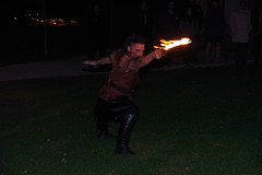2018-11-07_22-20-19_Pentax_JH (Juhele_CZ) Tags: mikulov moravia czechrepublic fire flames fireswallower fireeater performance night art burn motion