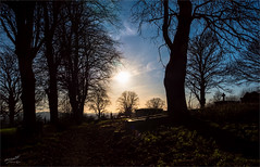 Winters glow. (brianac37) Tags: blackcountry blackbrook church england landscapes netherton placesofworship westmidlands
