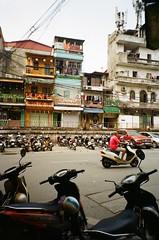 (michellekwong.) Tags: vietnam hanoi bikes