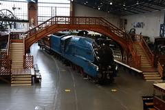 IMG_0730 (JMPhotography2019) Tags: york canon 90d auzuma rail muesum hst class 66