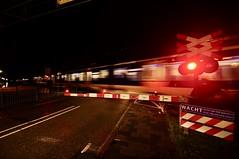 Railway crossing at the Klinkenberg (Michiel2005) Tags: spoorwegovergang railwaycrossing klinkenberg netherlands nederland holland sassenheim spoorwegen