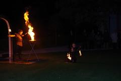 2018-11-07_22-18-17_Pentax_JH (Juhele_CZ) Tags: mikulov moravia czechrepublic fire flames fireswallower fireeater performance night art burn motion