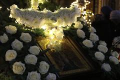 18/01/2020 - Архиерейское богослужение в канун праздника Крещения Господа Иисуса Христа