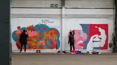 / somewhere - 20 jan 2020 (Ferdinand 'Ferre' Feys) Tags: gent ghent gand belgium belgique belgië streetart artdelarue graffitiart graffiti graff urbanart urbanarte arteurbano ferdinandfeys