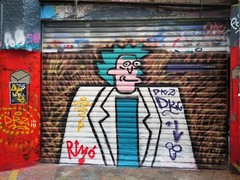 / Werregarenstraatje - 20 jan 2020 (Ferdinand 'Ferre' Feys) Tags: gent ghent gand belgium belgique belgië streetart artdelarue graffitiart graffiti graff urbanart urbanarte arteurbano ferdinandfeys