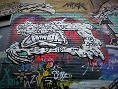 Samor / Werregarenstraatje - 20 jan 2020 (Ferdinand 'Ferre' Feys) Tags: gent ghent gand belgium belgique belgië streetart artdelarue graffitiart graffiti graff urbanart urbanarte arteurbano ferdinandfeys