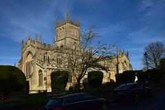 Calne Church (Saint Mary) (hugh llewelyn) Tags: calnechurchsaintmary