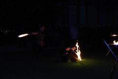 2018-11-07_22-21-00_Pentax_JH (Juhele_CZ) Tags: mikulov moravia czechrepublic fire flames fireswallower fireeater performance night art burn motion