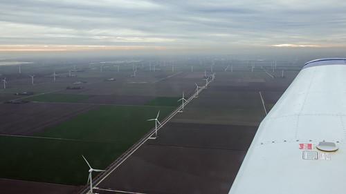 Flevoland landscape