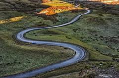 The Long And Winding Road (Martin Tidbury) Tags: moorland moor nikond750 nikon road mamtor peakdistrict