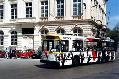 STIB 8122-B38-26-04-1993--2876 (phi5104) Tags: bus stib mivb belgië belgique bruxelles brussel