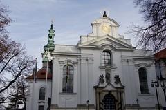 IMGP7033 (hlavaty85) Tags: kostel church praha prague bazilika nanebevzetí panna marie mary strahov