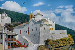 Two monuments in danger at Skopelos 2 (Dimitil) Tags: skopelos chapel christianism church heritage island orthodoxy preservablesettlement sporades tradition traditionalsettlement touristattractions