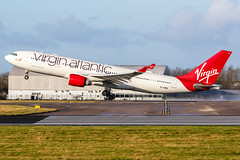 Virgin Atlantic G-VMIK 18-1-2020 (Enda Burke) Tags: gvmik avgeek aviation airplane airport arrival airbus a330 a330200 airbusa330 airbusa330200 aviationviewingpark avp canon canon7dmk2 virgin virginatlantic virginholidays manchesterairport manchester man manc manairport manchesterrunwayvisitorpark manchestercity mcr flight flying runway runwayvisitorpark rvp runwayvistitorpark ringway travel takeoff taxiing taxiway terminal2 planes plane