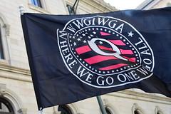 QAnon at Virginia 2nd Amendment Rally (2020 Jan)
