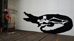 Klaas Van der Linden / somewhere - 20 jan 2020 (Ferdinand 'Ferre' Feys) Tags: gent ghent gand belgium belgique belgië streetart artdelarue graffitiart graffiti graff urbanart urbanarte arteurbano ferdinandfeys klaasvanderlinden