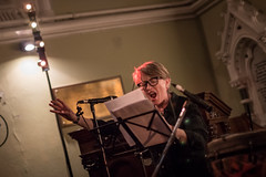 In The Middle Of... (SteMurray) Tags: review middle mary lavin unitarian church stephens green arts management aisling obrien dublin ireland stemurray steie conert book stories deirdre kinahan songs singing performance event