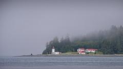 20190828Z7_6074FLR (cisco42) Tags: bc britishcolumbia canada pulteneypointlighthouse fog malcolmisland