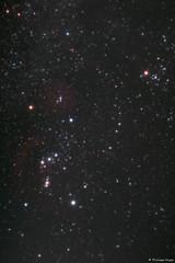 Orion and Taurus (testdummy76) Tags: orion taurus m42 barnardsloop stars sterne nebula nebel astro astronomy astronomie astrophotography astrofotografie