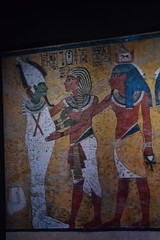 Egyptian Wall Dressing (CoasterMadMatt) Tags: saatchigallery2019 saatchigallery saatchi gallery tutankhamuntreasuresofthegoldenpharaoh tutankhamun treasuresofthegoldenpharaoh treasures golden pharaoh decoration decor wall walls