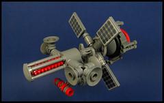 S Class Satellite (Karf Oohlu) Tags: lego moc satelitte spy spying surveillance spoof scifi