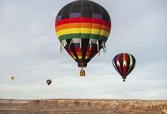 Sky High (JasonCameron) Tags: bluff international balloon festival 2020 utah hot air pilot beautiful sky winter south west
