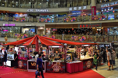 Spring Fair (chooyutshing) Tags: springfair stalls atrium chinatownpoint chinesenewyear2020 lunarnewyear festival chinatown singapore