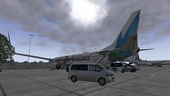 b738 - 2020-01-18 13.58.47 (Rell Brown) Tags: xplane xp11 caribbean princess juliana 737ng 737800 737 boeing laminarresearch americanairlines transworld airlines luufthansa