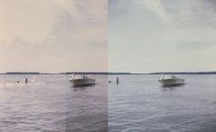 Batch G 0094 (dizzygum) Tags: vintage 3d stereo slide image 1959 boat