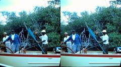 Batch G 0061 (dizzygum) Tags: vintage 3d stereo slide image 1959 boat